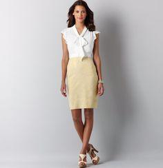 white and yellow dress #anntaylorloft  <3
