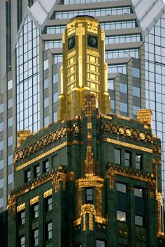 Carbide and Carbon Building - CHICAGO - Ill