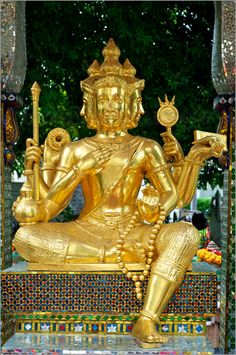 Poster Phra Phrom Thailand