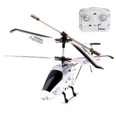 SBEGO 102 3.5 Channel Infrared Remote Control Helicopter White