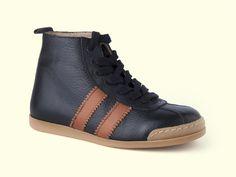 NR.4 sneaker back-to-black