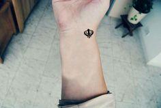 someday maybe...(Khanda Tattoo)