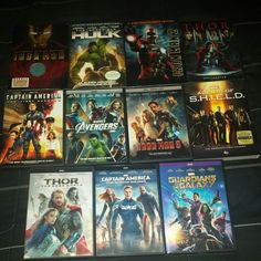 Now I can add Guardians of the Galaxy to my Marvel Cinematic Universe collection.