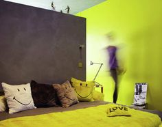 teen room decoration idea.