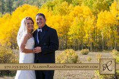 Fall Wedding Portraits Mancos Colorado by Allison Ragsdale Photography, Durango Colorado