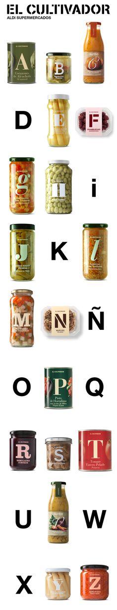 label / el cultivador / food