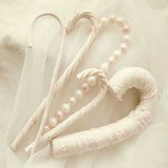 white candy canes