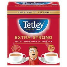 Tetley Blend Of Both Teabags Pack 75