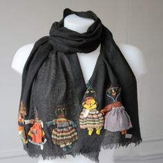 Sophie Digard | Doll Scarf