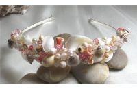 Sea Shell Seashell Beach headband