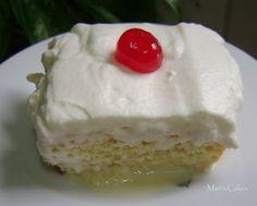 Mari's Cakes: Receta de Crema Pastelera, y de Más Rellenos para Bizcochos