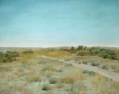 William Merritt Chase: First Touch of Autumn