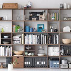 Net store Muji | Stacking Shelf