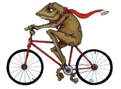 Illustrator and artist extraordinaire, Josh Taylor, is a fine example of what Children's Illustrators on Fire is all about. Frog on a bike. North Carolina Folktale. The Legend of Lizard Lick. Children's books, moms picks