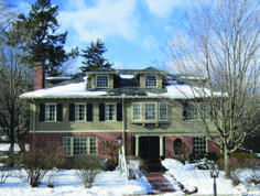 Wellesley Historical Society purchases Stanwood House at 323 Washington St