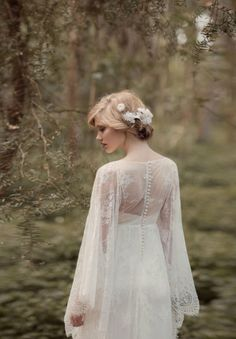 Beautiful Wedding Dresses of Rue De Seine – Part I