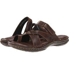 1b5b17a078e2 Born Minnow T Moro (Dark Brown) Full Grain Leather - Zappos.com Free