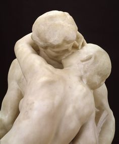 Auguste Rodin, 'The Kiss' 1901-4