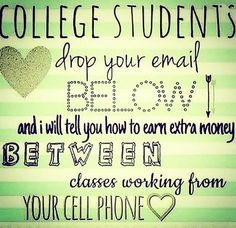 Make money from your cell! Ask me how!
