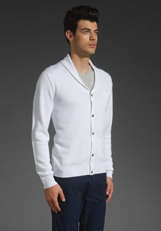 white cardigan men - Google Search