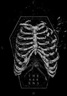 the 666 end Gothic Wallpaper, Skull Wallpaper, Dark Wallpaper, Arte Horror, Horror Art, Arte Punk, Kleidung Design, Digital Foto, Satanic Art