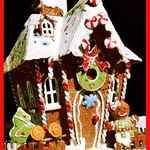 Gingerbread House on Gingerbread Lane..