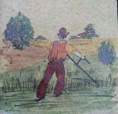 Italiaanse Tegels 15 op 15 cm