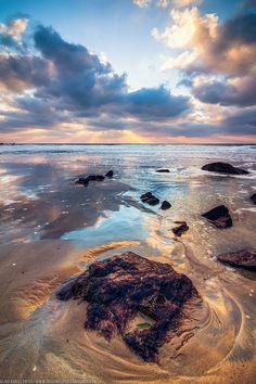 Kennack Sands. Lizard Peninsula, Cornwall, England