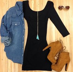simple in chambray