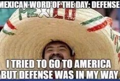 Are you looking for funny Merry Christmas memes? This year, super charge the holiday with 100 funny memes that will make your Christmas every more joyful. Mexican Word Of Day, Mexican Words, Word Of The Day, Mexican Stuff, Mexican Hat, Funny Merry Christmas Memes, Christmas Humor, Christmas Images, Memes Humor