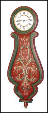 Norwegian Rosemaling - my uncle is going to paint me one.