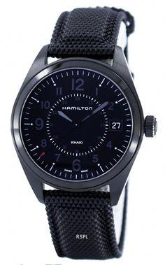 051278dc091f Hamilton Khaki Field Quartz Swiss Made H68401735 Mens Watch   applewatchseries4