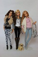 MTM Barbie Dolls