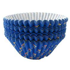 Kansas Jayhawks Royal Muffin Cups 100pc