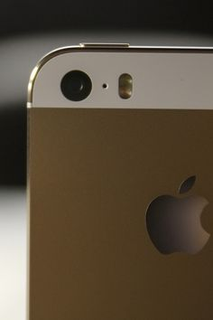 iPhone 5S Gold.   I've got this it's sooooo coool
