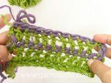 """DROPS Extra 0-753 - Gorro DROPS en ganchillo / crochet en """"Eskimo"""". - Free pattern by DROPS Design"""
