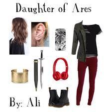 Resultado de imagen para daughter of ares outfit