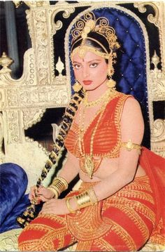 Bollywood Dance :Rekha