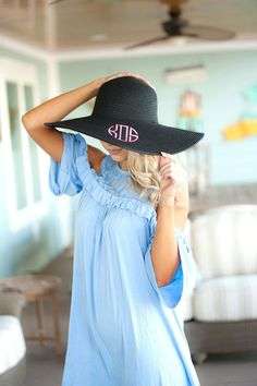 61a7388ca75 77 Delightful Monogram Beach Stuff images in 2019