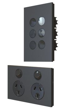 Saturn Zen switches and sockets