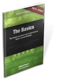 Joomla Manual. The Basics    Welcome to our free Joomla video tutorial course called The Basics. Your first lesson is below - just click the video to start playing