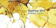 RealFlow 2013 Tutorials