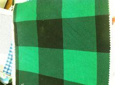 Green Flannel