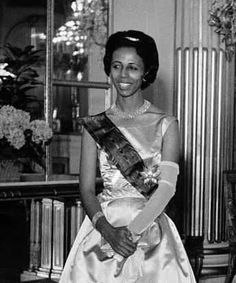 Princess Aida Desta (1927 – 15 January 2013) (Baptismal name Bisrate Gabriel), was the eldest granddaughter of Emperor Haile Selassie of Ethiopia, daughter of Ras Desta Damtew and Princess Tenagnework. She was the wife of Leul Ras Mangasha Seyum, Prince of Tigray, son of Seyum Mangasha, and great-grandson of Emperor Yohannes IV. Her godmother was Empress Zewditu of Ethiopia.