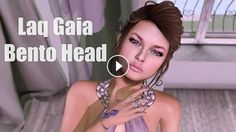 LAQ Gaia Bento Mesh Head in Second Life Full details on my blog:https://strawberrysingh.com/2017/06/1...~ CONNECT WITH ME ~ MY BLOG:http://StrawberryS...