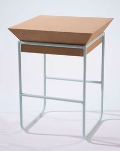 "milo–vs: "" Cork Side Table by Emilka Gorski """