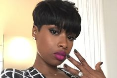 Jennifer Hudson shaved her head and looks fabulous! How short would you go?