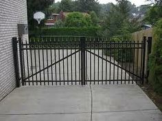 Images About Aluminum Gates Doors On Pinterest Aluminum Gates