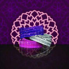 Swarovski slake bracelets