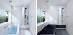 Small Bathroom Designs   Small Bathroom Layouts by TOTO
